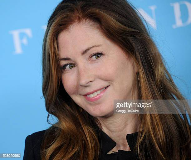 Actress Dana Delany arrives at the premiere of Roadside Attractions' 'Love And Friendship' at Directors Guild Of America on May 3 2016 in Los Angeles...