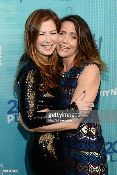 Actress Dana Delany attends Backstage at the Geffen at Geffen Playhouse on May 22 2016 in Los Angeles California