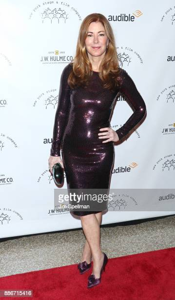 Actress Dana Delany attends the 2017 New York Stage and Film Winter Gala at Pier Sixty at Chelsea Piers on December 5 2017 in New York City
