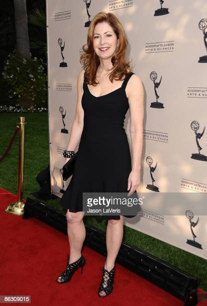 Actress Dana Delany attends the 2nd annual Television Academy Honors at the Beverly Hills Hotel on April 30 2009 in Beverly Hills California