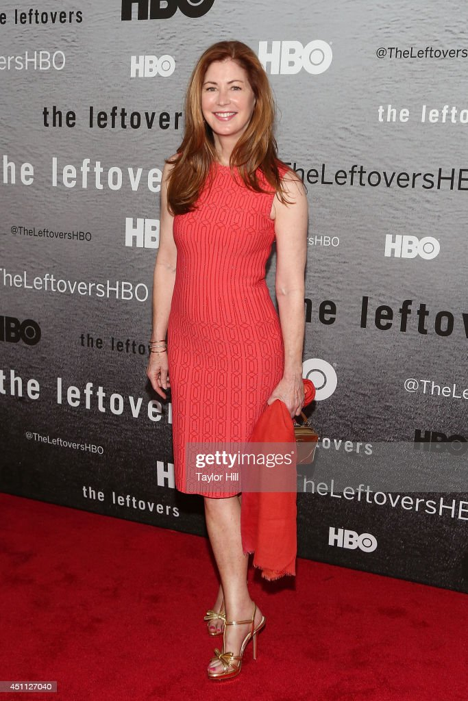 Actress Dana Delany attends 'The Leftovers' premiere at NYU Skirball Center on June 23, 2014 in New York City.