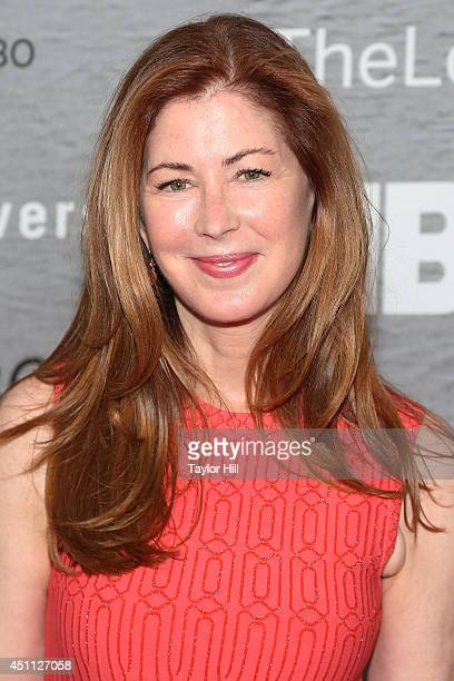 Actress Dana Delany attends 'The Leftovers' premiere at NYU Skirball Center on June 23 2014 in New York City
