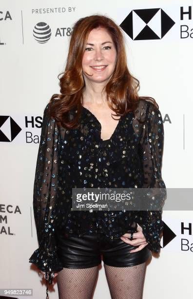 Actress Dana Delany attends the premiere of The Seagull during the 2018 Tribeca Film Festival at BMCC Tribeca PAC on April 21 2018 in New York City