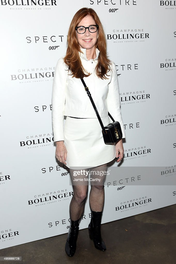"""Spectre Pre-Release Screening Hosted By Champagne Bollinger With The Cinema Society - Arrivals"