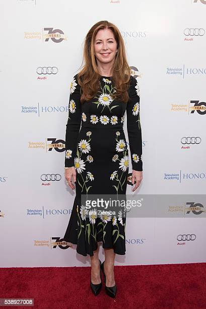 Actress Dana Delany hosts Television Academy's 9th Annual Honors Awards Reception at Montage Hotel on June 8 2016 in Beverly Hills California