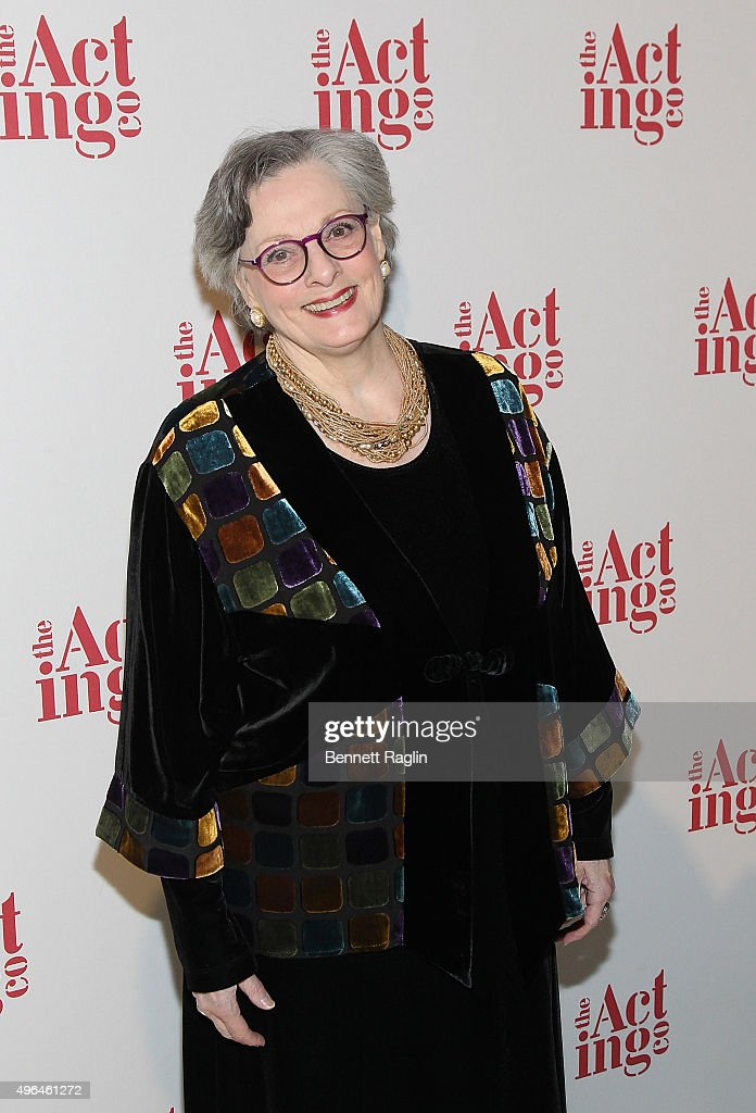 Actress Dana Ivey attends the 2015 Acting Company Fall Gala at Capitale on November 9, 2015 in New York City.
