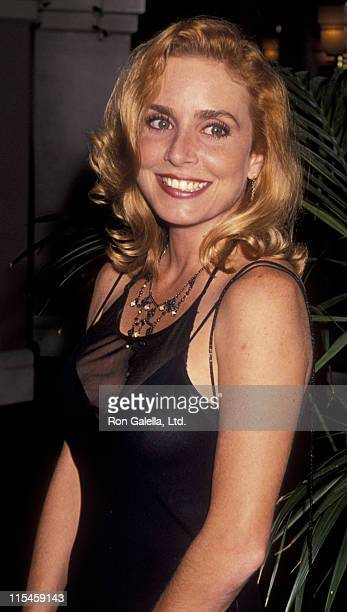 Actress Dana Plato attends Saturn Awards on October 20 1994 at the Hollywood Roosevelt Hotel in Hollywood California