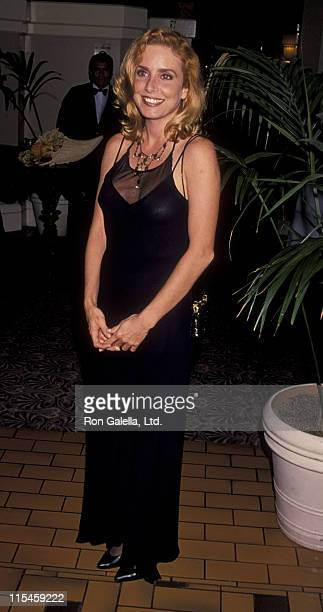 Actress Dana Plato attends Saturn Awards on October 20, 1994 at the Hollywood Roosevelt Hotel in Hollywood, California.