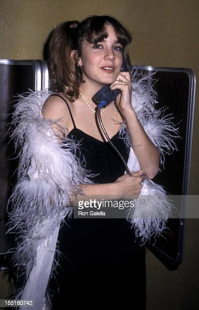 Actress Dana Plato attends Sixth Annual People's Choice Awards on January 24 1980 at the Hollywood Palladium in Hollywood California