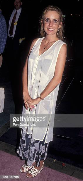 Actress Dana Plato attends Video Software Dealers Association Convention on July 25 1994 at the Las Vegas Convention Center in Las Vegas Nevada