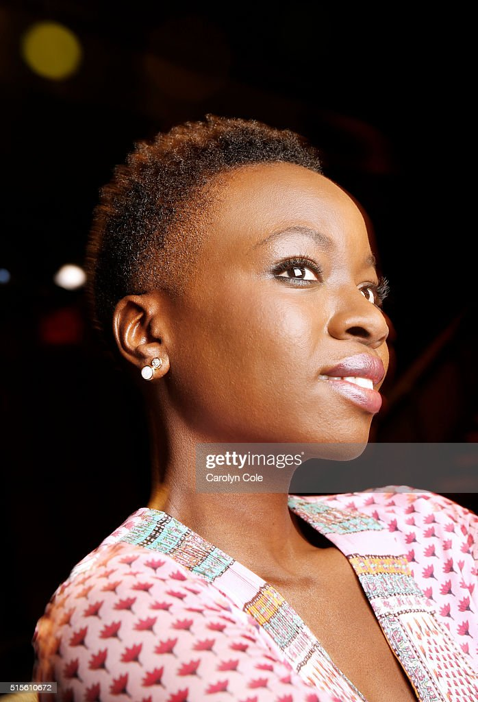 Danai Gurira, Los Angeles Times, March 8, 2016 : News Photo
