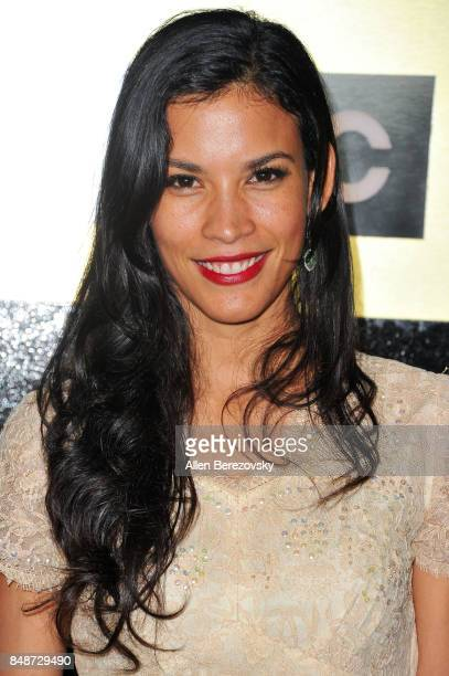 Actress Danay Garcia attends AMC Networks 69th Primetime Emmy Awards after party celebration at BOA Steakhouse on September 17 2017 in West Hollywood...