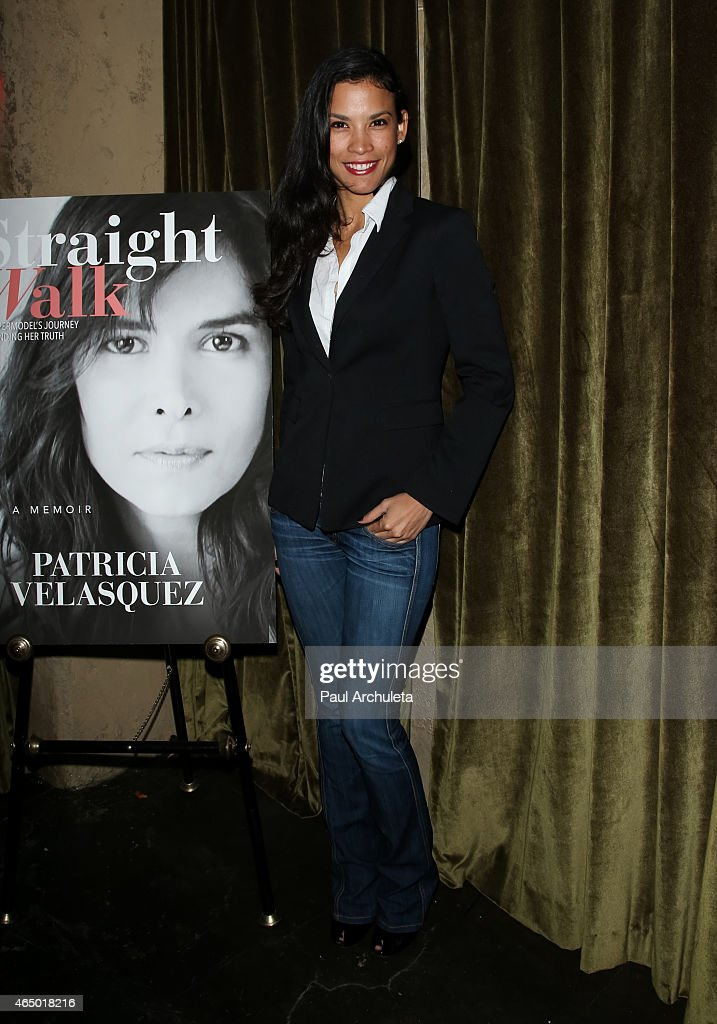 """Straight Walk: A Supermodel's Journey To Finding Her Truth"" Celebration With Patricia Velasquez"