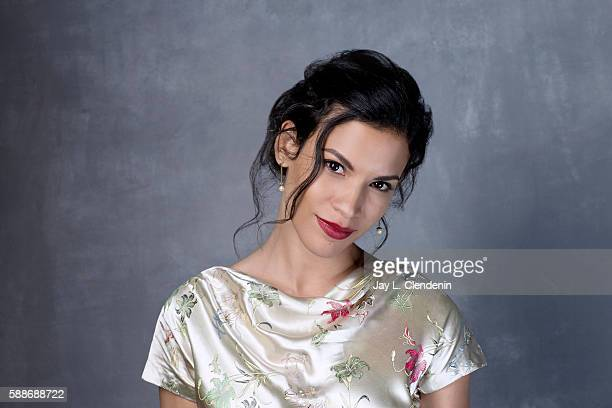 Actress Danay Garcia of 'Fear the Walking Dead' is photographed for Los Angeles Times at San Diego Comic Con on July 22 2016 in San Diego California
