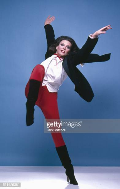 Actress dancer and choreographer Ann Reinking photographed in 1981