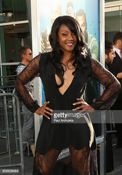 Actress Dancer Tiffany Haddish Attends The Premiere Of Keanu At ArcLight Cinemas Cinerama