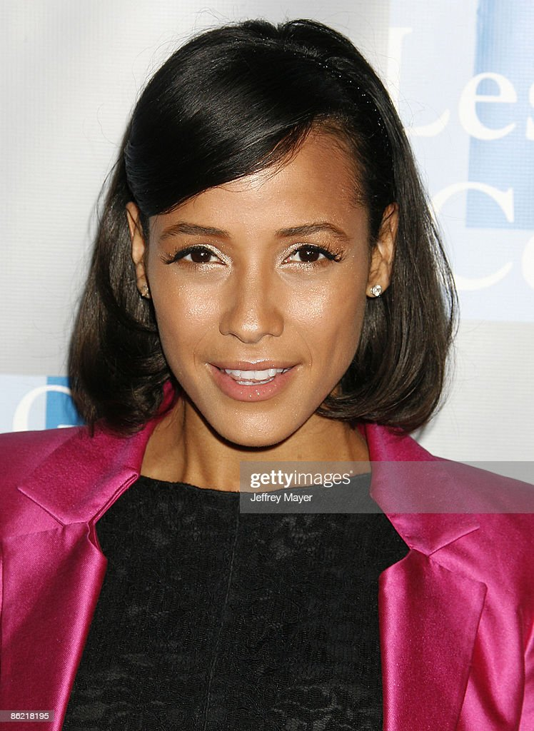 Actress Dania Ramirez arrives at An Evening With Women: Celebrating Art, Music, & Equality at The Beverly Hilton Hotel on April 24, 2009 in Beverly Hills, California.