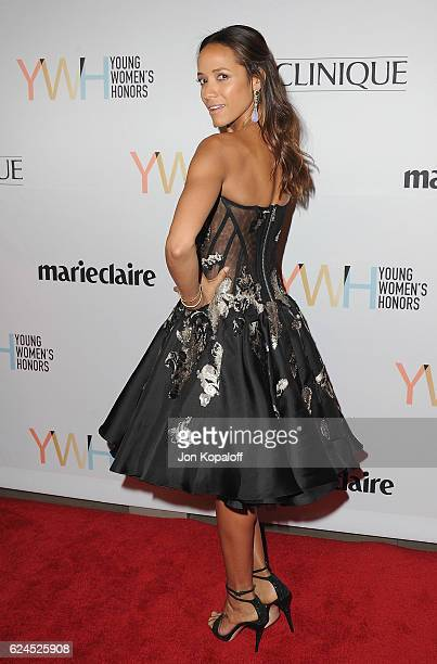 Actress Dania Ramirez arrives at the 1st Annual Marie Claire Young Women's Honors at Marina del Rey Marriott on November 19 2016 in Marina del Rey...