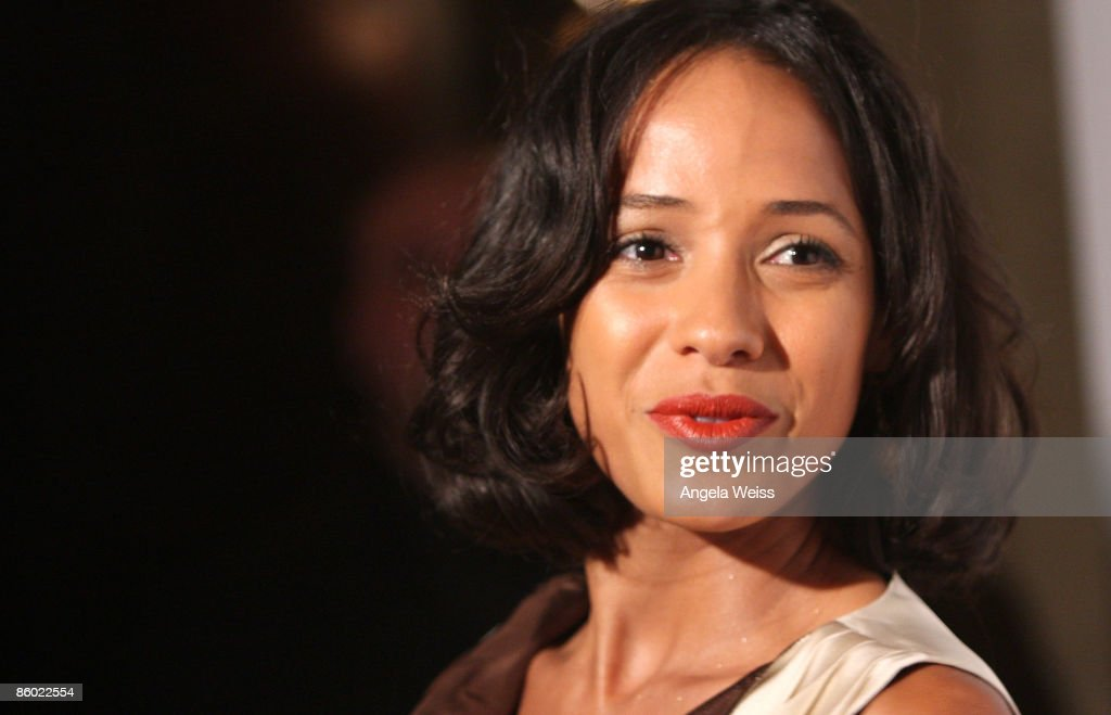 Actress Dania Ramirez arrives at the 5th Anniversary Dinner of the Cathy's Kids Foundation hosted by Lamar Odom at the Roosevelt Hotel on April 17, 2009 in Hollywood, California.