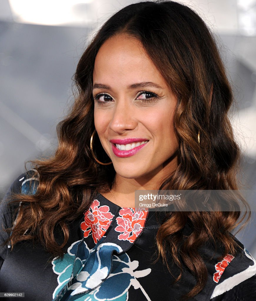 Actress Dania Ramirez arrives at the premiere of Columbia Pictures' 'Passengers' at Regency Village Theatre on December 14, 2016 in Westwood, California.