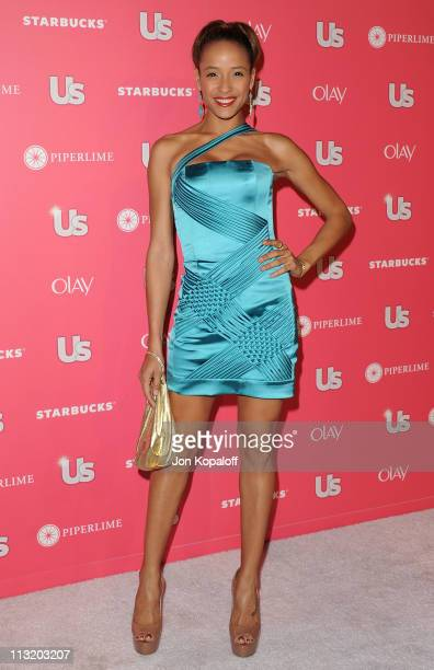 Actress Dania Ramirez arrives at Us Weekly's 2011 Hot Hollywood Party at Eden on April 26 2011 in Hollywood California