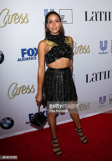 Actress Dania Ramirez attends Latina Magazine's 'Hot List' party at The London West Hollywood on October 6 2015 in West Hollywood California