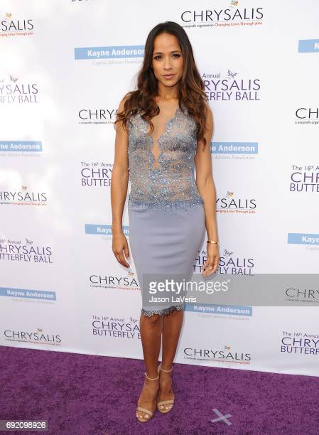 Actress Dania Ramirez attends the 16th annual Chrysalis Butterfly Ball on June 3 2017 in Brentwood California