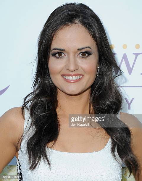 Actress Danica McKellar arrives at 2015 Summer TCA Tour Hallmark Channel and Hallmark Movies And Mysteries on July 29 2015 in Beverly Hills California