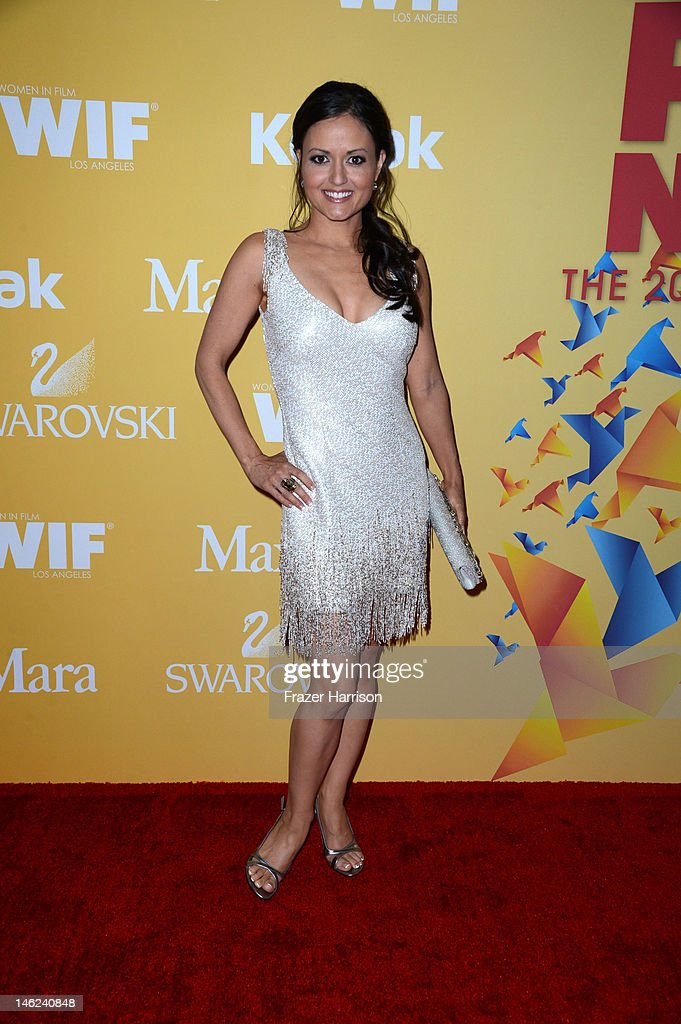 Actress Danica Mckellar arrives at the 2012 Women In Film Crystal + Lucy Awards at The Beverly Hilton Hotel on June 12, 2012 in Beverly Hills, California.
