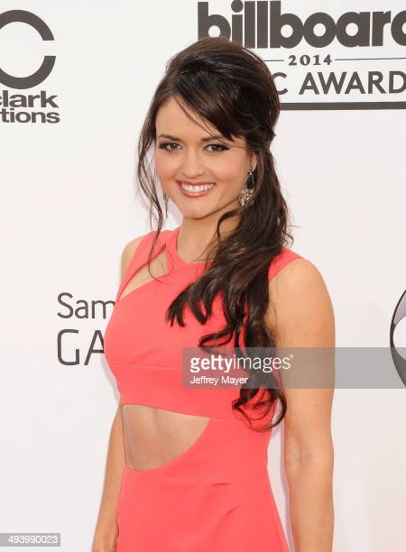 Actress Danica McKellar arrives at the 2014 Billboard Music Awards at the MGM Grand Garden Arena on May 18 2014 in Las Vegas Nevada