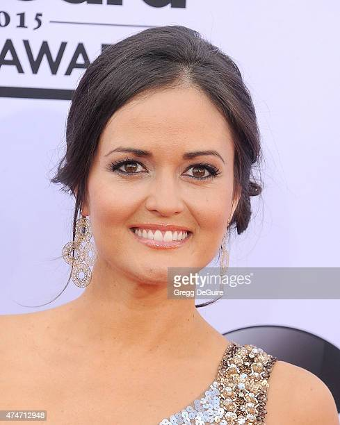 Actress Danica McKellar arrives at the 2015 Billboard Music Awards at MGM Garden Arena on May 17 2015 in Las Vegas Nevada