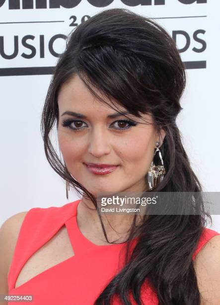 Actress Danica McKellar attends the 2014 Billboard Music Awards at the MGM Grand Garden Arena on May 18 2014 in Las Vegas Nevada
