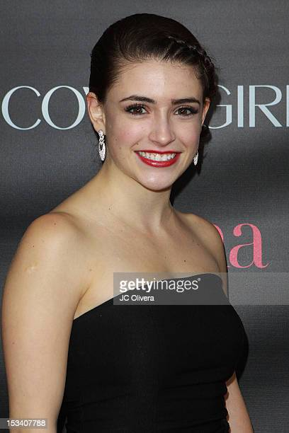 Actress Daniela Bobadilla attends Latina Magazine Latinos In Hollywood Party at The London Hotel on October 4 2012 in West Hollywood California
