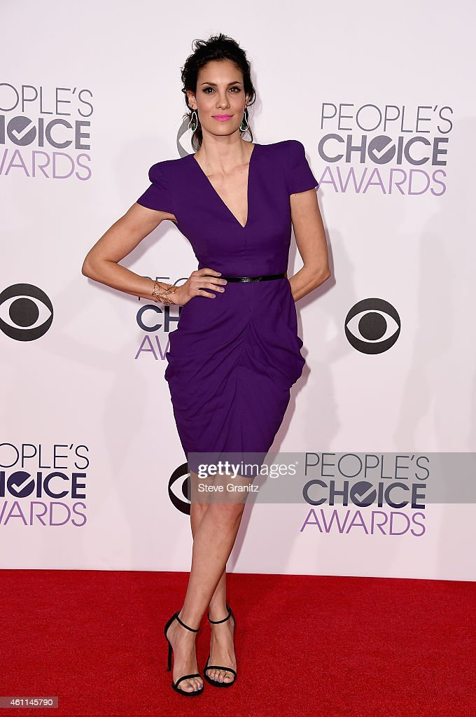 Actress Daniela Ruah attends The 41st Annual People's Choice Awards at Nokia Theatre LA Live on January 7, 2015 in Los Angeles, California.