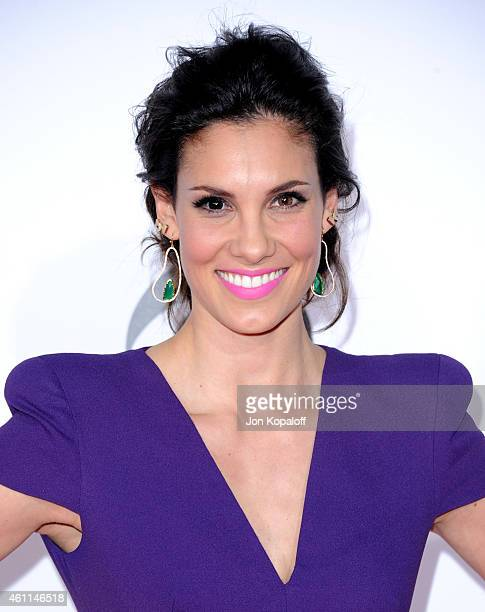 Actress Daniela Ruah attends The 41st Annual People's Choice Awards at Nokia Theatre LA Live on January 7 2015 in Los Angeles California