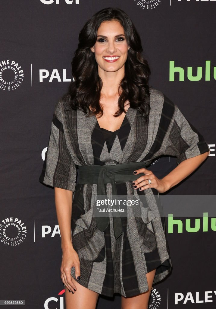 Actress Daniela Ruah attends The Paley Center For Media's 34th Annual PaleyFest Los Angeles 'NCIS: Los Angeles' at Dolby Theatre on March 21, 2017 in Hollywood, California.