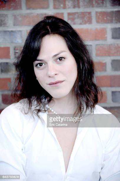 Actress Daniela Vega is photographed for Self Assignment on February 14 2017 in Berlin Germany