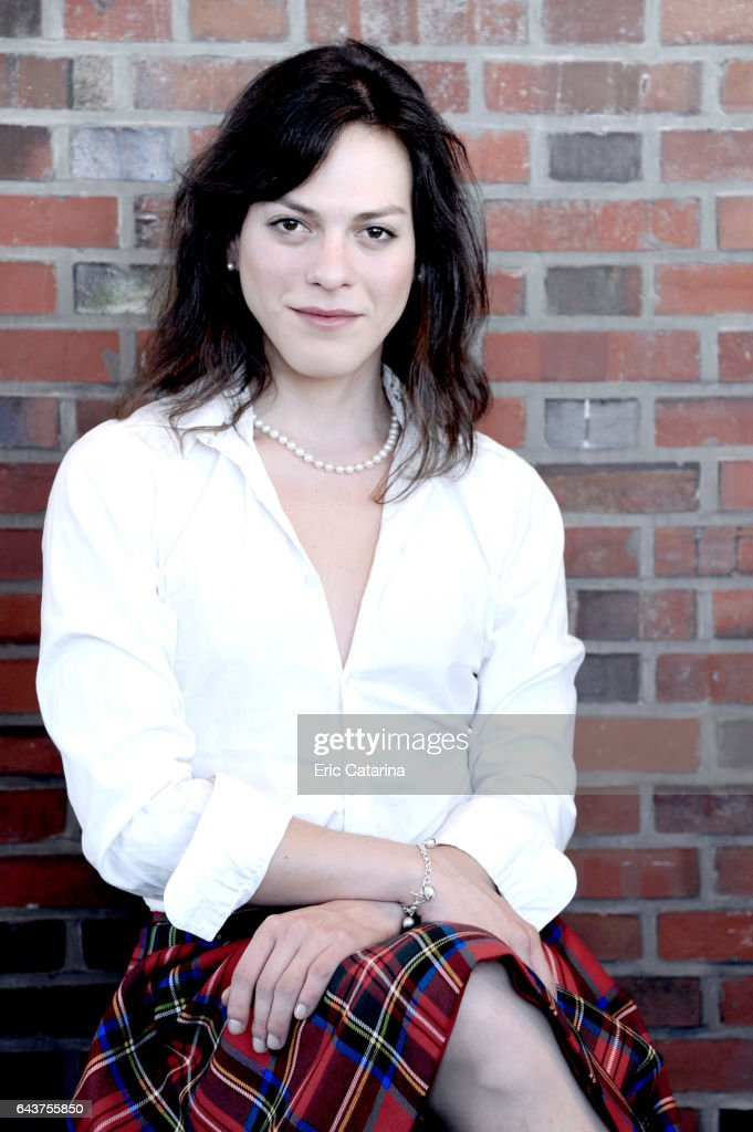 Actress Daniela Vega is photographed for Self Assignment on February 14, 2017 in Berlin, Germany.
