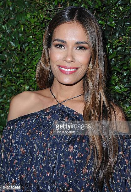 Actress Daniella Alonso arrives at Max Mara Celebrates Natalie DormerThe 2016 Women In Film Max Mara Face Of The Future at Chateau Marmont on June 14...