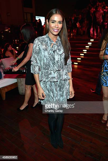 Actress Daniella Alonso attends Latina Magazine's 30 Under 30 Party at Mondrian Los Angeles on November 13 2014 in West Hollywood California