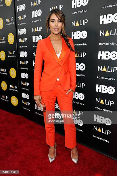 Actress Daniella Alonso attends the NALIP 2016 Latino Media Awards at Dolby Theatre on June 25 2016 in Hollywood California