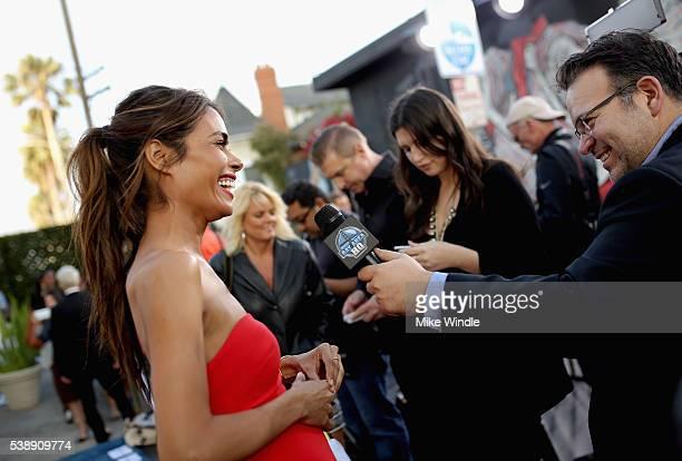 Actress Daniella Alonso attends the TNT Animal Kingdom S1 Premiere on June 8 2016 in Venice California 26227_001