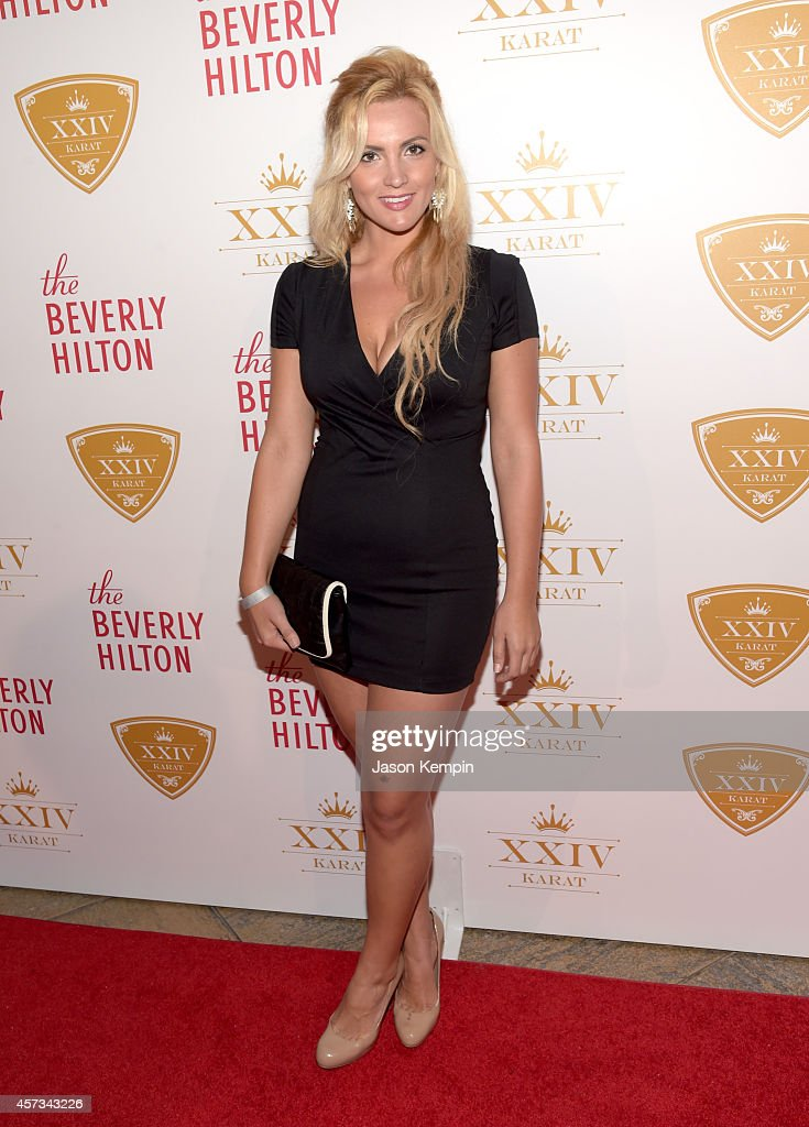 The XXIV Karat Launch Party At The Beverly Hilton : News Photo