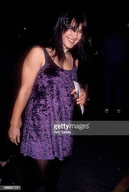 """Actress Danielle Brisebois attends the """"Bill & Ted's Bogus Journey"""" Hollywood Premiere on July 11, 1991 at the Mann's Chinese Theatre in Hollywood,..."""