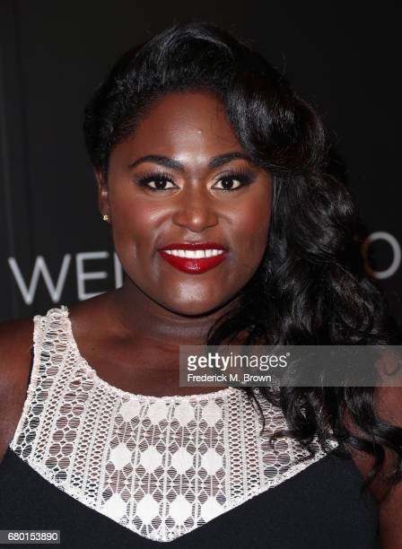 Actress Danielle Brooks arrives at the Netflix FYSee Kick Off Event at Netflix FYSee Space on May 7 2017 in Beverly Hills California