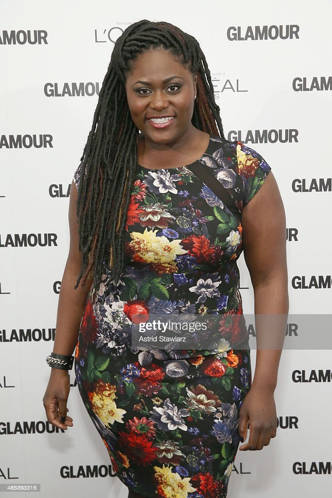 Actress Danielle Brooks attends Glamour And L'Oreal Paris 2014 Top Ten College Women Celebration at Kaufman Music Center on April 17, 2014 in New York City.