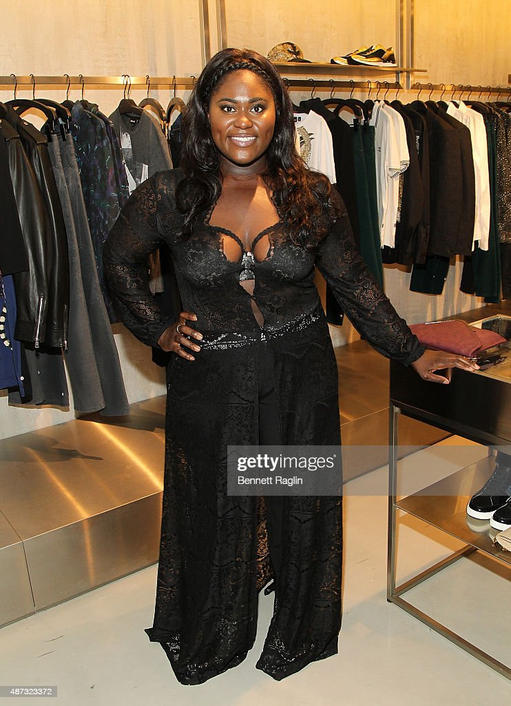 Just Cavalli And Bevy Smith Kick Off New York Fashion Week At The Just Cavalli Soho Boutique