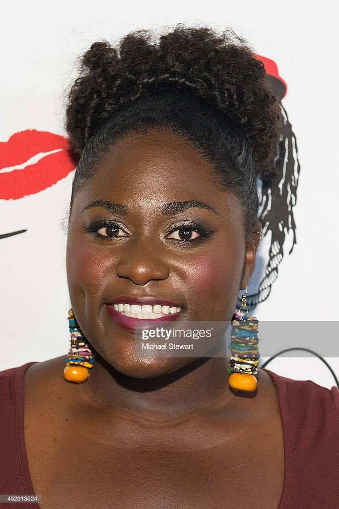 Actress Danielle Brooks attends Wendy Williams' 50th Birthday Party at 42West on July 17, 2014 in New York City.