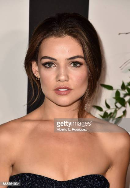 Actress Danielle Campbell attends the Land of distraction Launch event at Chateau Marmont on November 30 2017 in Los Angeles California