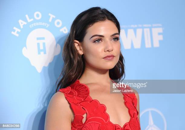 Actress Danielle Campbell attends Variety and Women In Film's 2017 preEmmy celebration at Gracias Madre on September 15 2017 in West Hollywood...
